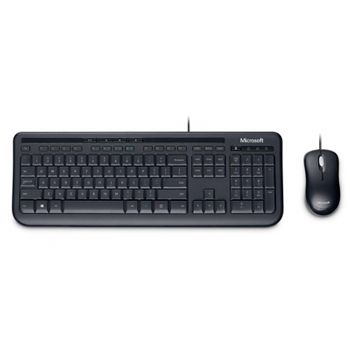 Teclado/Mouse USB Microsoft Wired 600 APB-00005
