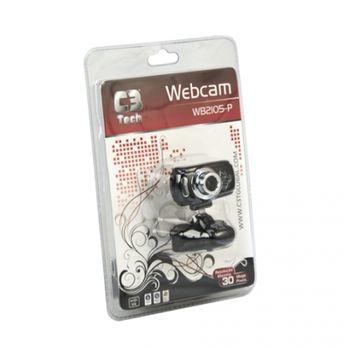 WebCam C3Tech WB2105-P