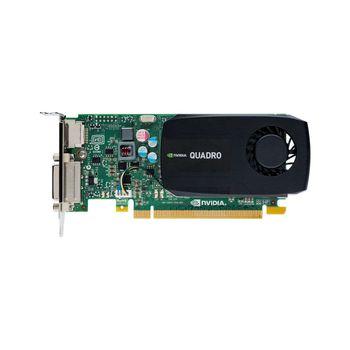 Placa de Vídeo PNY QUADRO K420 2GB DDR3 128B - VCQK420-PORPB