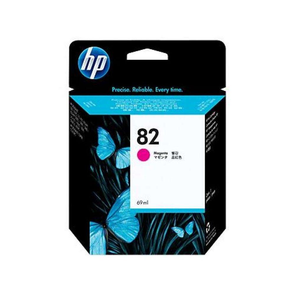 Cartucho de Tinta HP C4912A 82 Magenta 69 ml