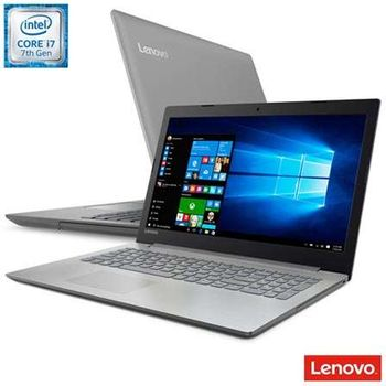 "Notebook Lenovo IdeaPad 320 Full HD 15.6"", i7-7500U, 8GB, 1TB, nVidia GF 940MX 2GB Win.10"