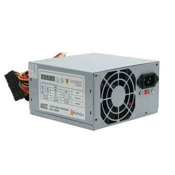 Fonte PowerX 230W Real PX230 Box Com Cabo
