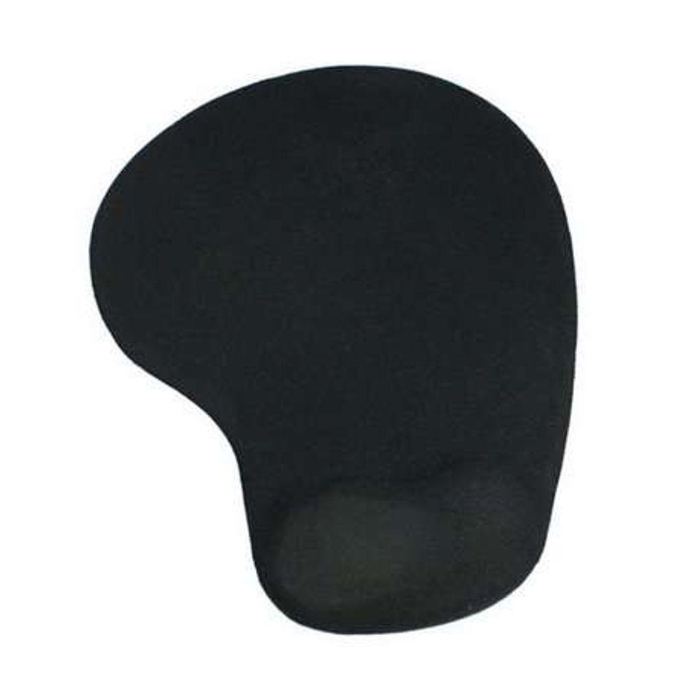 Mouse pad com apoio de pulso e base de silicone-MP-AU2319A