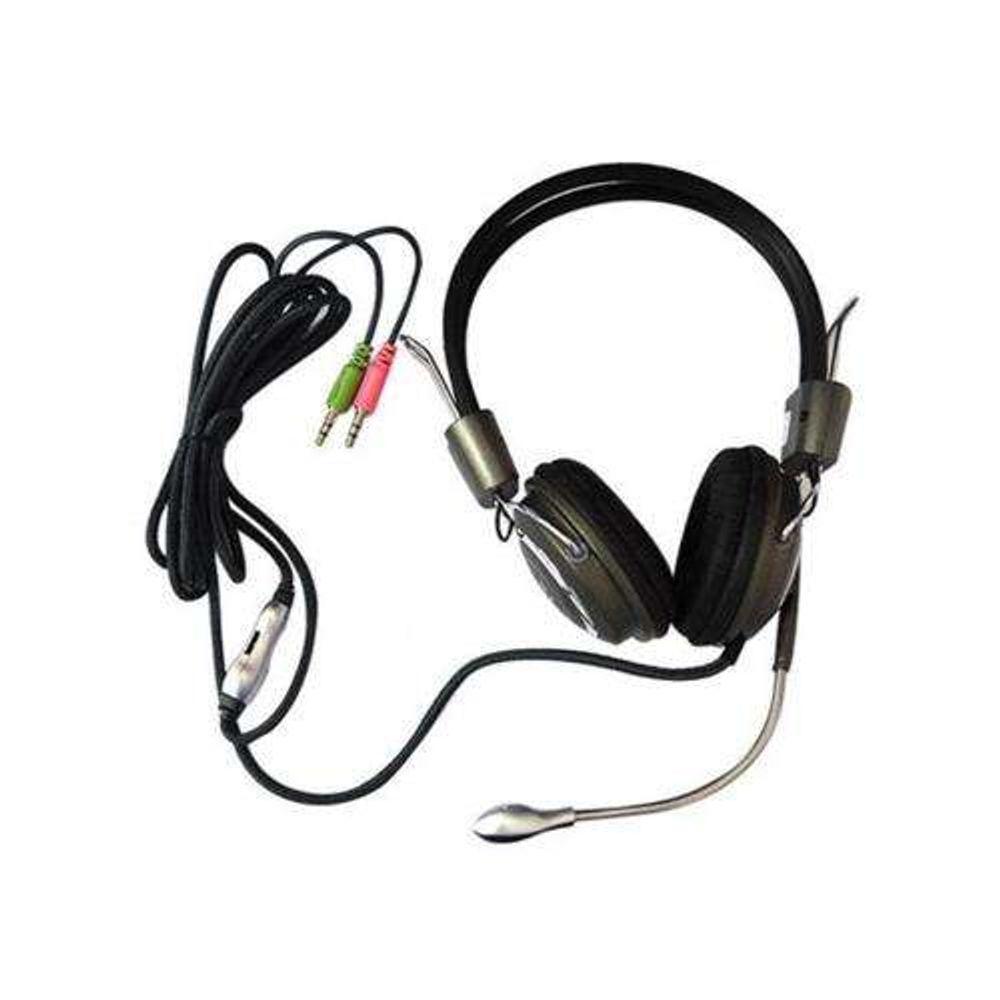 Headphone Infokit HM-650MV Hipermusic c/Microfone/Bass