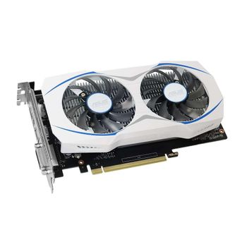 Placa de Vídeo Asus GeForce GTX 1050TI Dual 4GB GDDR5 128 Bits - 90YV0A50-M0NA00
