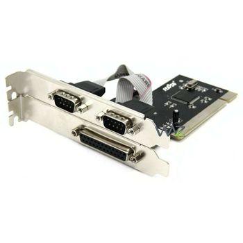 Placa PCI c/ 2 Seriais e 1 Paralela