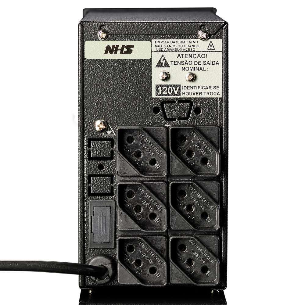 Nobreak NHS Mini III (600VA / 1Bat. 7Ah) - 90.A0.006100