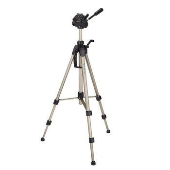 Tripe Em Aluminio para Camera Fotografica até 1,35 Mts