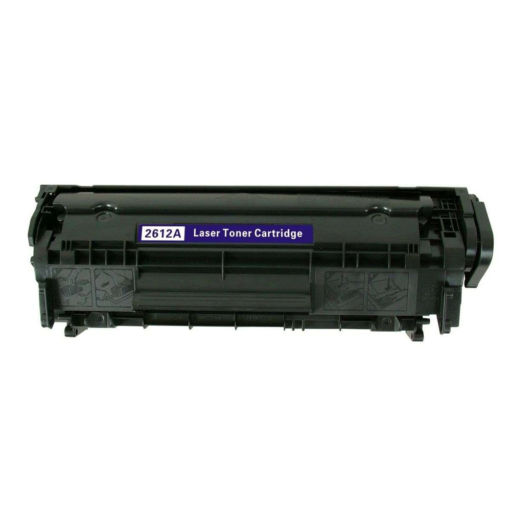 Toner Compatível HP Q2612A (1010/1012/1015/1018/1020)