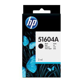 Cartucho HP 51604A Preto p/impressora de cheque 3ml