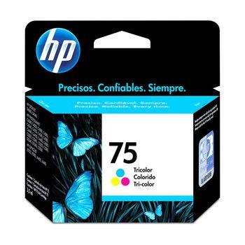 Cartucho de Tinta HP 75 CB337WB color 5,5ml