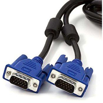 Cabo VGA 1.5 Mts P/ Monitor TDA MXM C/ Ferrite CAMO15