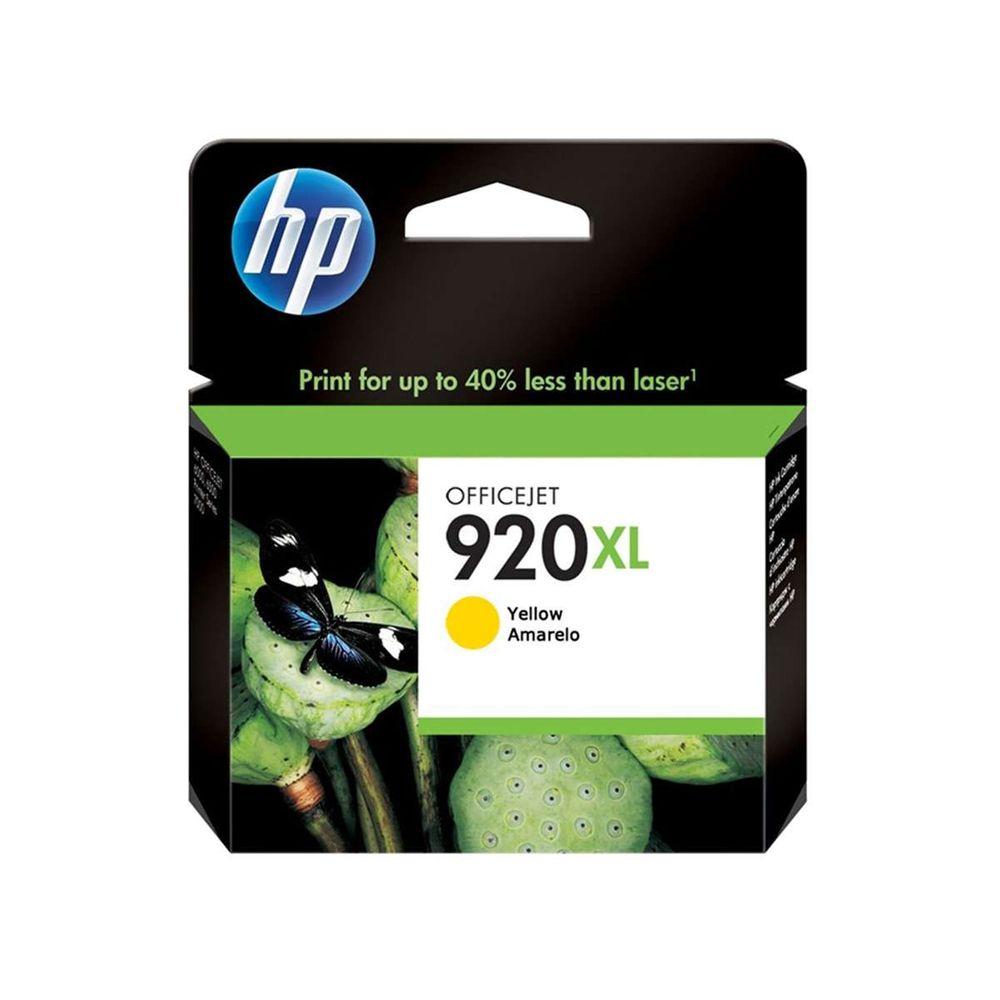 Cartucho de Tinta HP 920XL CD974AL Amarelo 6 ml
