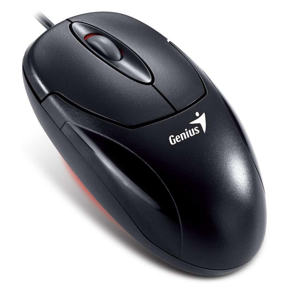 Mouse PS2 Genius Xscroll Preto