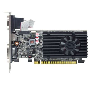 Placa de Vídeo eVGA GeForce GT 610 1GB DDR3 64 Bits - 01G-P3-2615-KR