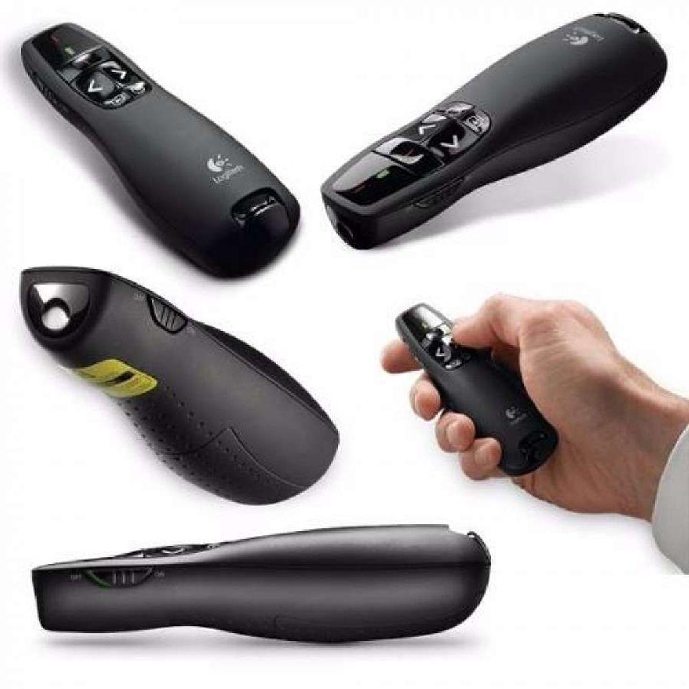 Apresentador Logitech Wireless Presenter R400 910-001354
