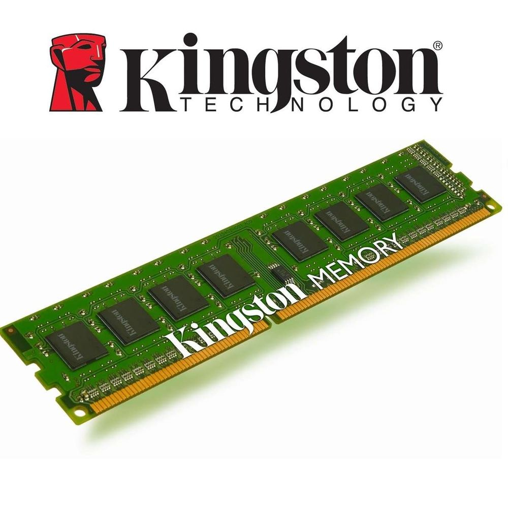 Memória Kingston Desktop DDR2 2GB 800Mhz CL9 Dimm KVR800D2N6/2G
