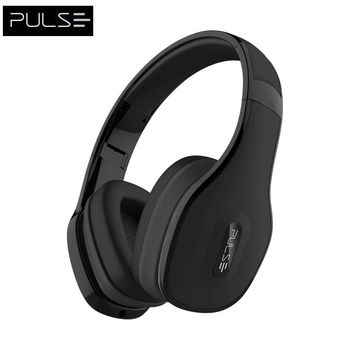 Headphone Multilaser com Microfone Pulse Over Ear Hands Free PH147 Preto