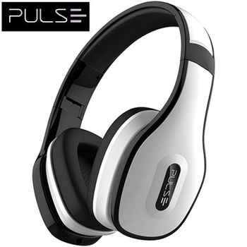 Headphone Multilaser com Microfone Pulse Over Ear Hands Free PH149 Branco