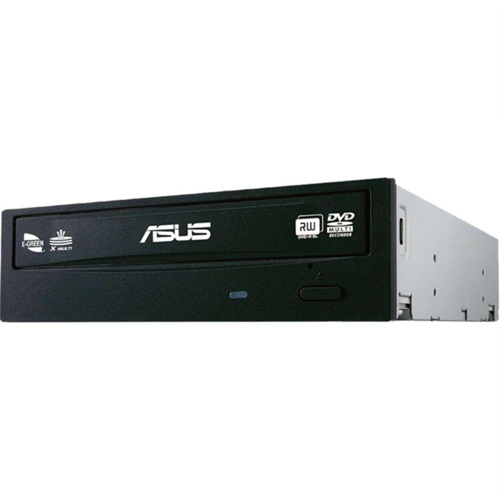 Gravador ASUS DVD 24X Black Interno - DRW-24F1MT/BLK/B/AS