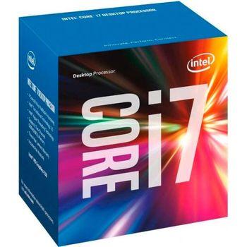 Processador Intel Core i7-7700 Kaby Lake 7Ger. 3.6Ghz, 8MB, LGA 1151 - BX80677I77700