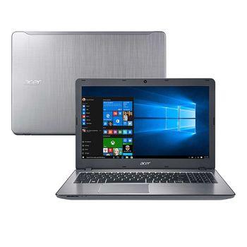 Notebook Acer Aspire F5-573-59TV Intel Core i5-6200U, DDR4 8GB, HD1TB, Tela LED 15.6