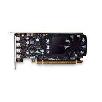 Placa de Vídeo NVIDIA PNY Quadro P600 2GB DDR5 128Bits - VCQP600-PORPB