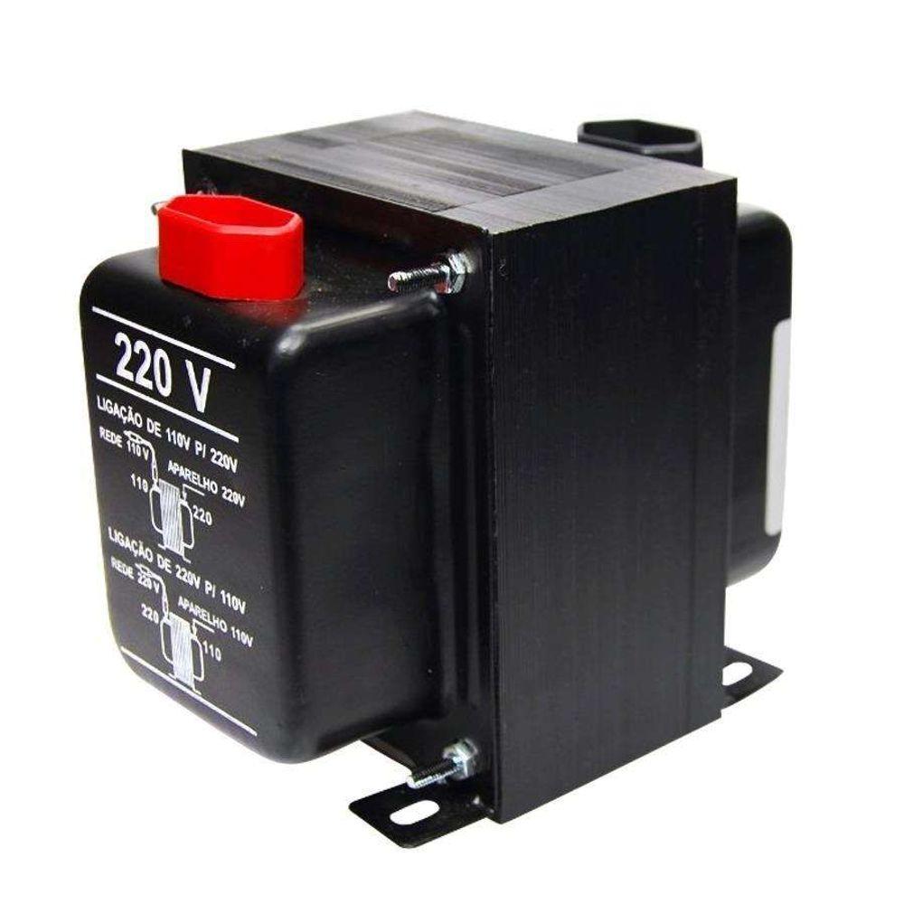Auto Transformador / Inversor Bivolt 2000va Energy Lux