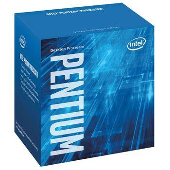 Processador Intel Pentium G4560 Kaby Lake, 3.5Ghz,3MB, LGA 1151 - BX80677G4560