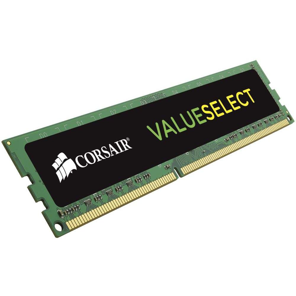 Memória Corsair ValueSelect DDR3L 2GB 1600MHZ CMV2GX3M1C1600C11
