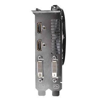 Placa de Vídeo GigaByte GTX 750TI OC 1GB 128B DDR5 - GV-N75TOC-1GI