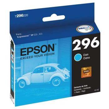 Cartucho de Tinta Epson T296220-BR Ciano 4 ml