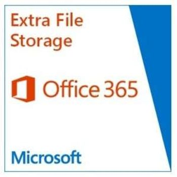 Microsoft Office 365 Extra File Storage Government (GOV) 1 Usuarior Anual-(5A5-00006)