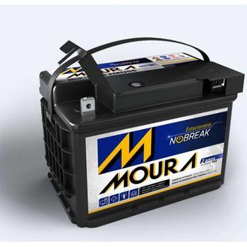 Bateria Estacionária Moura NoBreak 12V - 45Ah - 12MN45 - Desconto na Troca