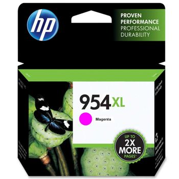 Cartucho de Tinta HP Officejet 954XL L0S65AB Magenta 20 ml