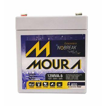 Bateria Moura 12V 5AH 12MVA-5 - Desconto na Troca