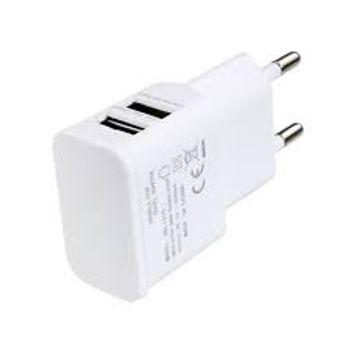 Carregador Tomada Parede 2 USB 5V 2A - AG0041