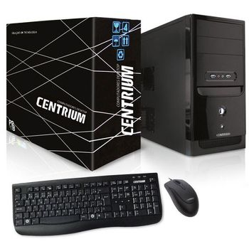 Computador Centriium Thinline 3060 Intel Dual Core J3060 1.6Ghz 4GB 500GB Linux