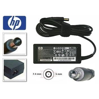 Fonte para Notebook HP 18.5V 3.5A 65W - Pino 7.4x5mm - Compativel