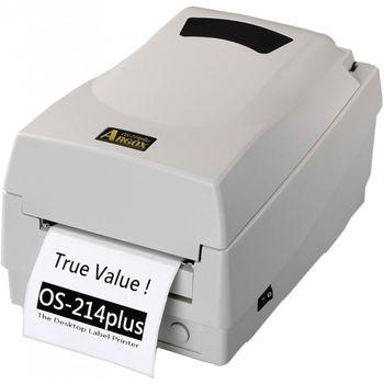 Impressora Térmica de Etiquetas Argox OS214 PLUS 203Dpi