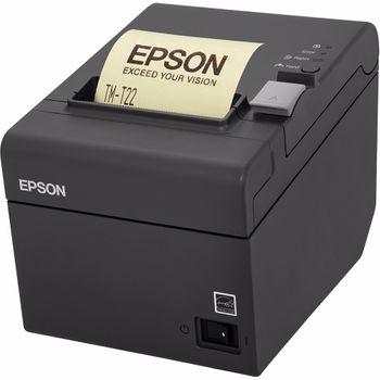 Impressora Térmica Não Fiscal Epson TM-T20 Ethernet C/Guilhotina - BRCB10083