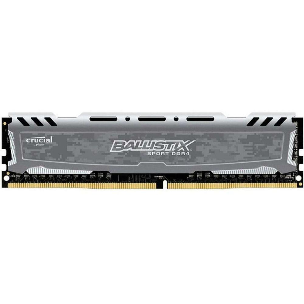 Memória Crucial 4GB DDR4 Ballistix Sport 2400 Mhz - BLS4G4D240FSB