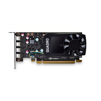 Placa de Vídeo NVIDIA PNY Quadro P620 2GB DDR5 128Bits - VCQP620-PORPB