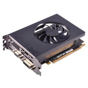 Placa de Vídeo XFX RADEON R7 240 2GB DDR3 128Bits 700Mhz HDMI DVI VGA - R7-240A-2TS4