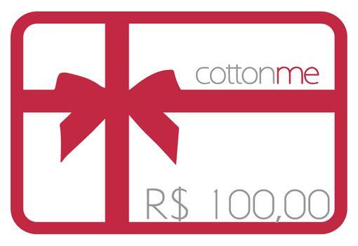 Vale Presente R$ 100,00