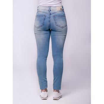 Calça Jeans C/ Aplicações