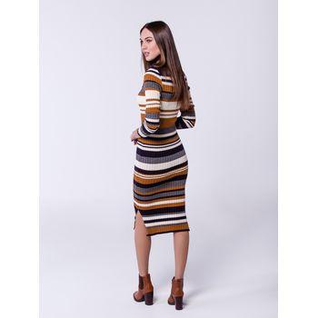 Vestido Listras