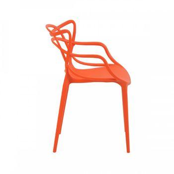 Cadeira Allegra Masters de Polipropileno Rivatti