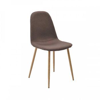Cadeira Bogotá Base Clara