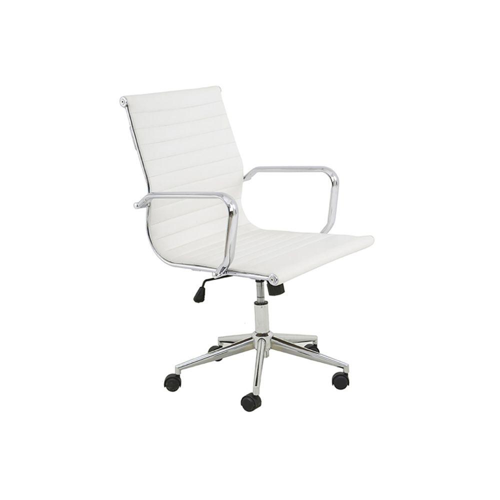 Cadeira Eames Sevilha Rivatti Baixa PU